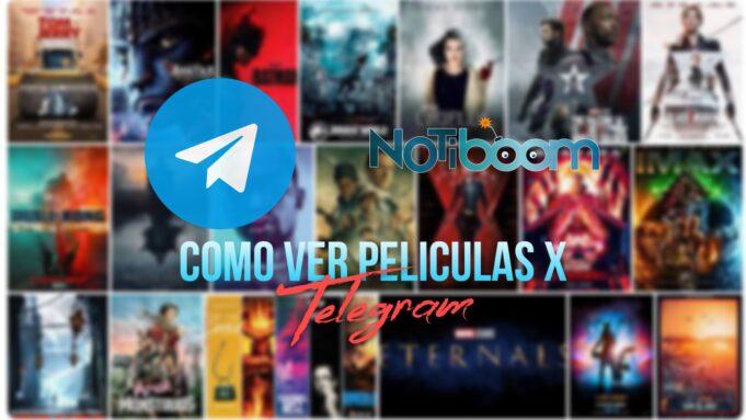 Películas por Telegram