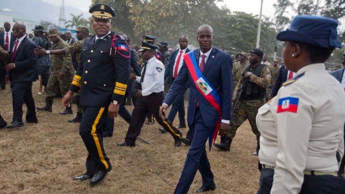 Por qué mataron al presidente de Haití 2