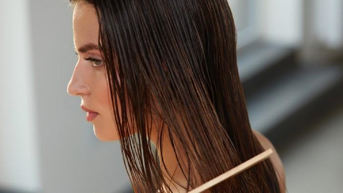 Tinte para el cabello a base de canela
